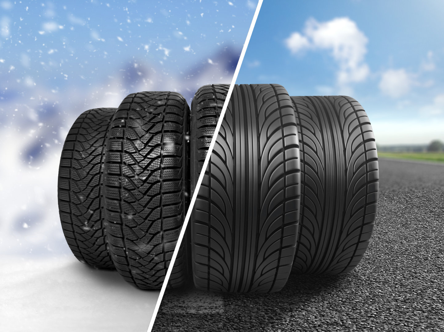 How to Store Tires for the Winter: Frequently Asked Questions