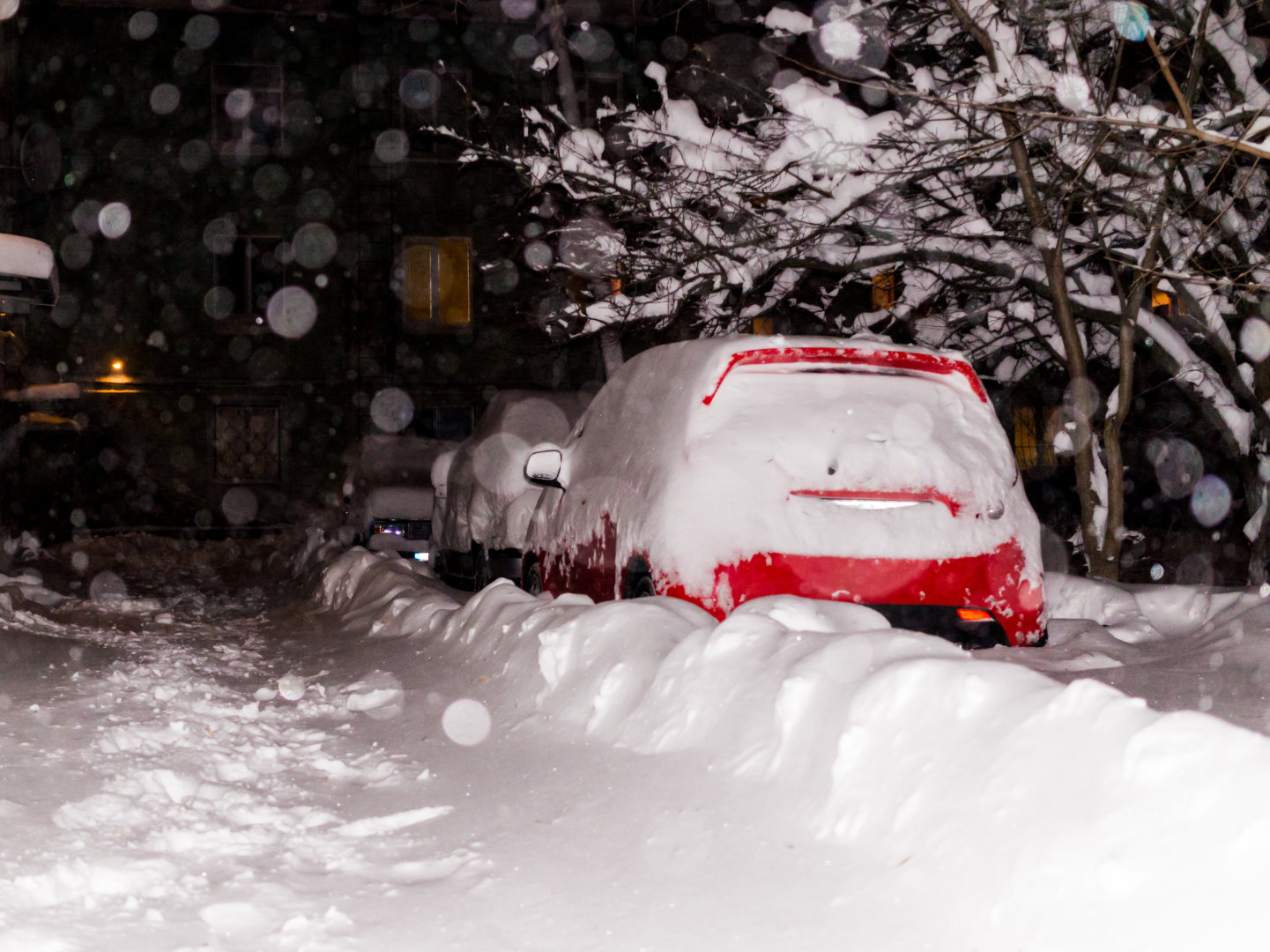 6 Steps to Getting Your Car Unstuck in the Winter
